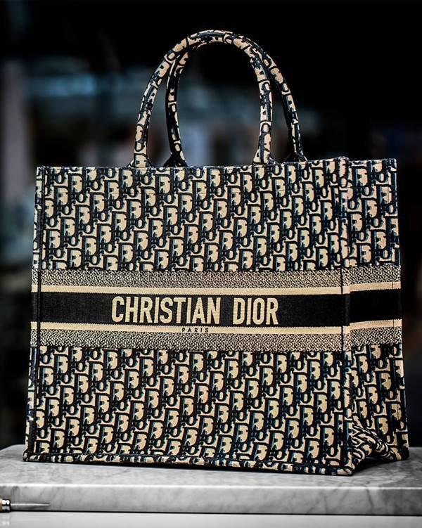Tote bag da Dior