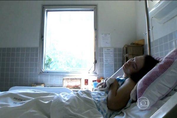 Clarinha está em estado de coma há cerca de 21 anos, após ser atropelada por um ônibus