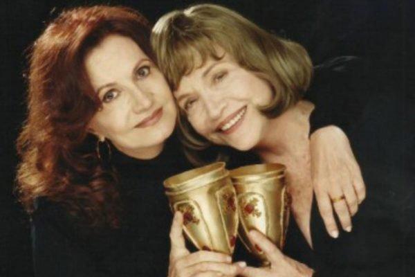 Rosamaria Murtinho e Nathalia Timberg
