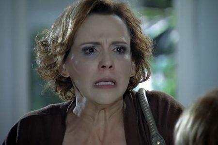 Eva (Ana Beatriz Nogueira) em A Vida da Gente