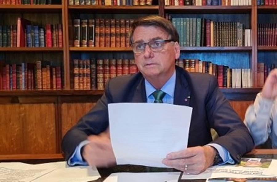 Bolsonaro x live