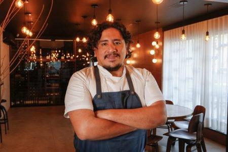 Chef Marco Espinoza