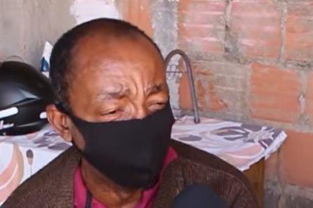 Luiz Carlos da Silva, de 56 anos