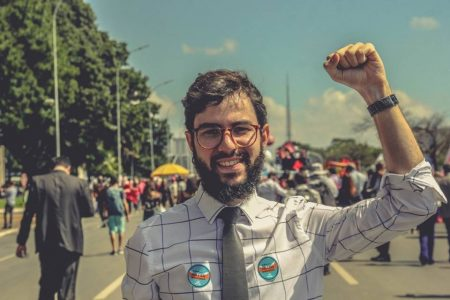 Caio Leal, rede-DF