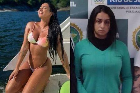 Anna Carolina de Sousa Santos, uma das acusadas de integrar grupo de blogueiras golpistas