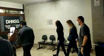 Flordelis é levada para delegacia após ser presa no RJ