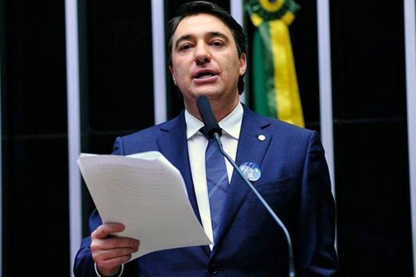Deputado federal Giacobo