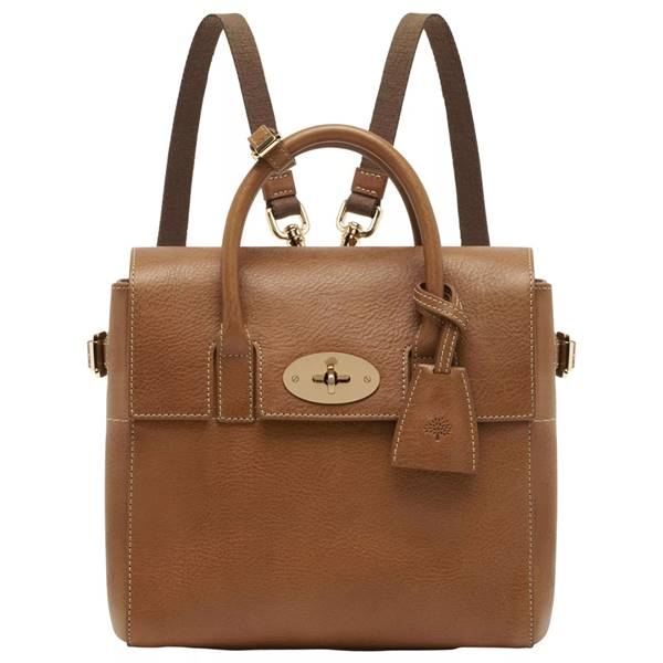 17. Cara Delevingne - Cara Delevingne minibag, da Mulberry