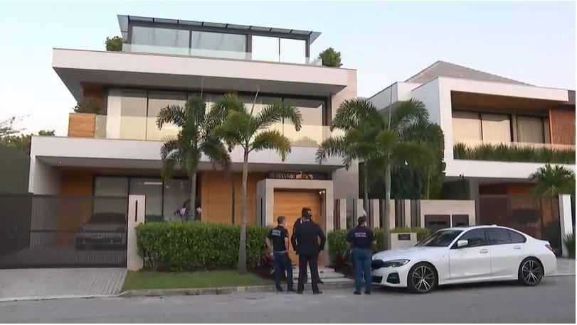 Casa em condomínio de luxo de Glaidson Acácio dos Santos tinha um montante de R$ 20 milhões