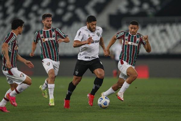 Hulk Atlético-MG x Fluminense