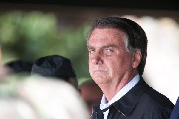 Presidente Jair Bolsonaro participa da solenidade de Passagem de Comando do Comandante de Operações Especiais em Goiania 4