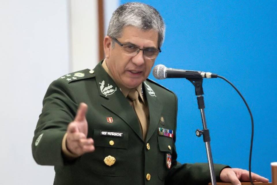 General Pafiadache é anunciado novo secretário de Saúde do DF