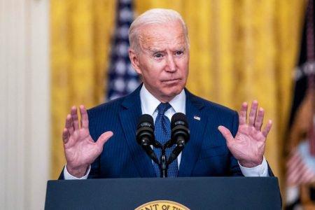 O presidente Joe Biden faz comentários sobre o Progresso da Evacuação no Afeganistão