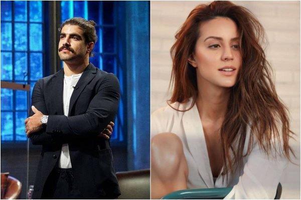 Caio Castro e Larissa Bonesi 2