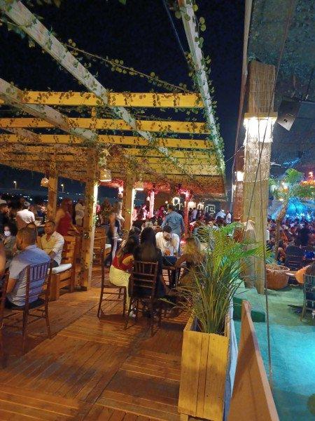 capacidad restaurante