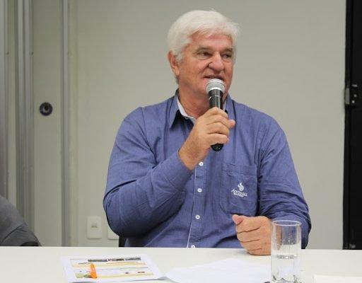 Antonio Galvan, presidente da Aprosoja