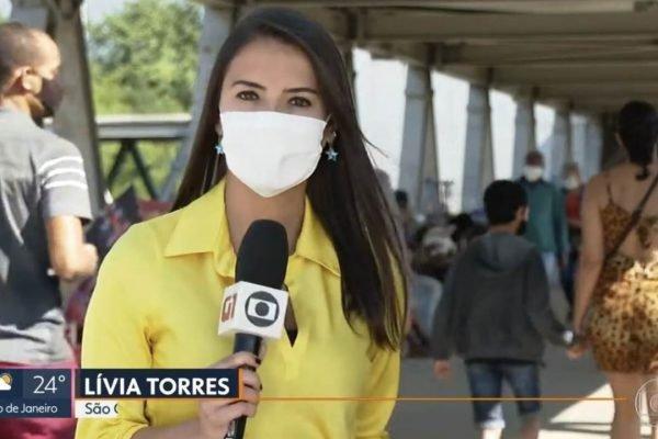 Lívia Torres, Fantástico