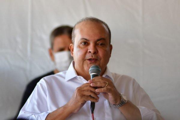 O governador Ibaneis Rocha participa na amanhã dessa quarta-feira (1:9) da Inauguração da Unidade Básica de Saúde Nº 5 do Riacho Fundo II