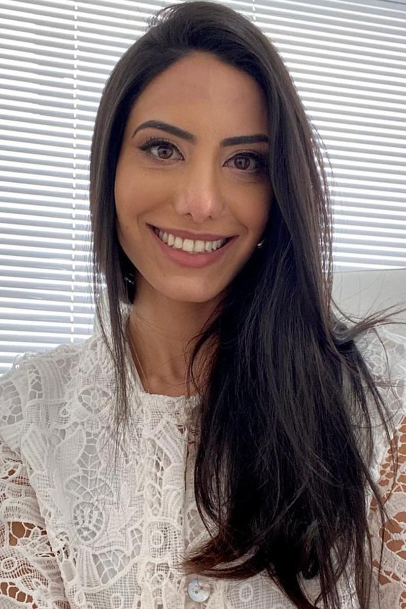 Médica Anna Carolina Vasconcelos