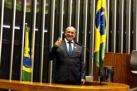 Gilmar Alba se declarou analfabeto para a PF