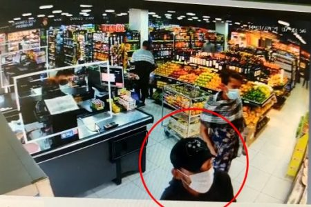 Homem roubou em drogaria do Lago Sul