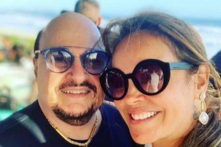 Paulinho e Elaine Soares Bastos