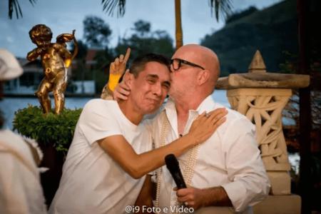 Arquiteto do Rio troca de noivo na véspera do casamento e surpreende os convidados 2 (1)