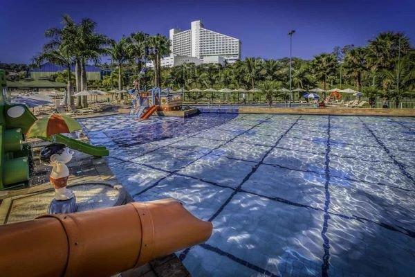 Resort Bourbon, Atibaia, São Paulo