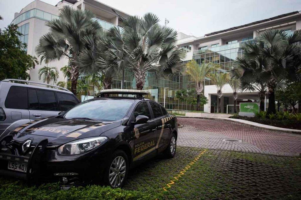 PF faz operação em Brasília contra fraude no Sistema S RJ