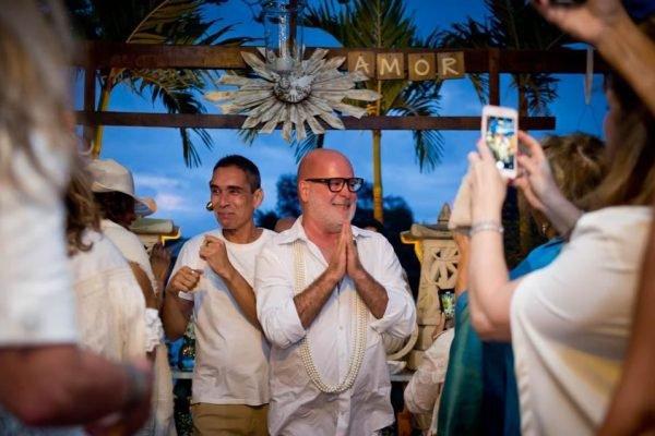 Arquiteto do Rio troca de noivo na véspera do casamento