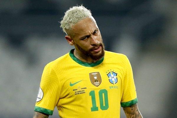 Neymar Seleção Brasileira