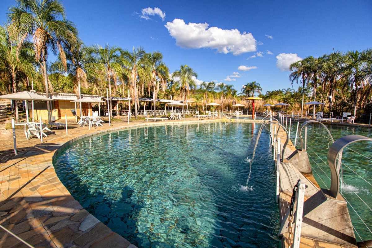 Tranquilidade e ar puro do campo: conheça o hotel Águas Emendadas