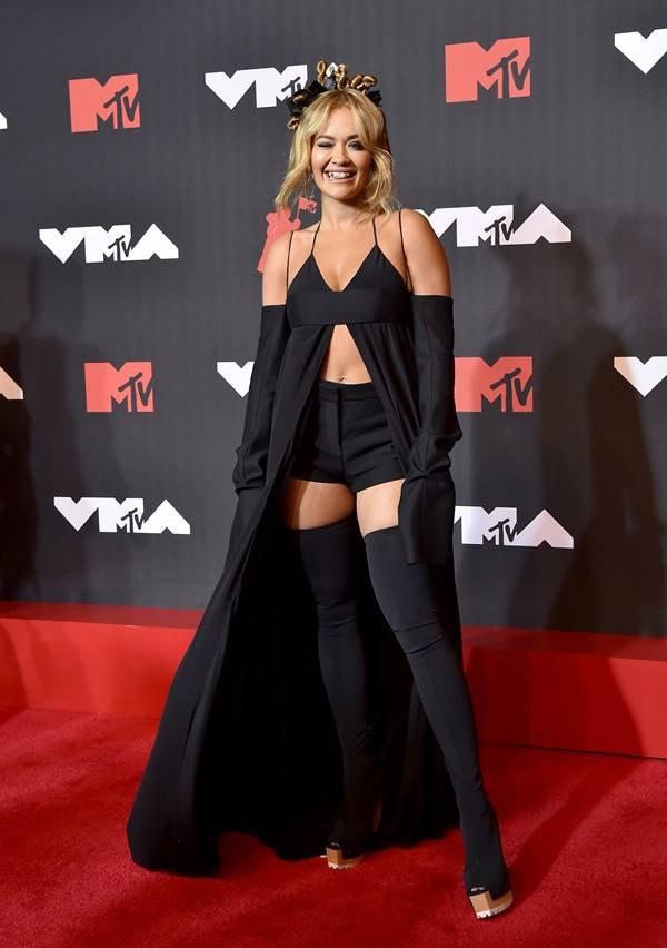 Rita Ora, de Vera Wang