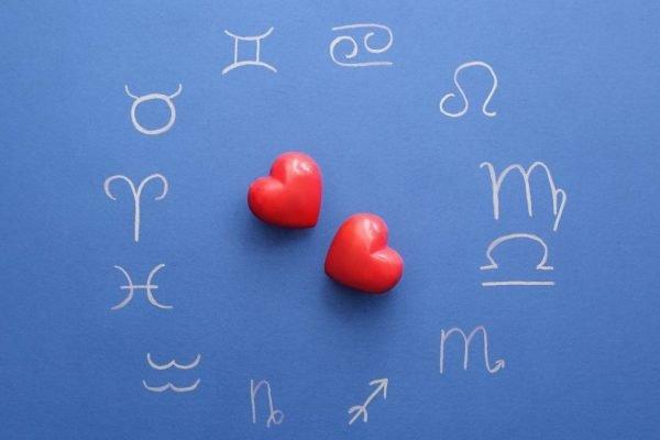 Os signos no amor, zodíaco
