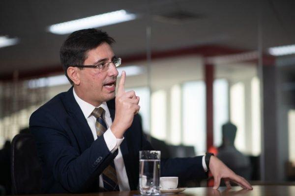 Juiz federal da Justiça Militar Fernando Mello