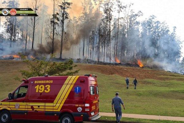 Queda de avião em Piracicaba, no interior de São Paulo, deixou sete mortos