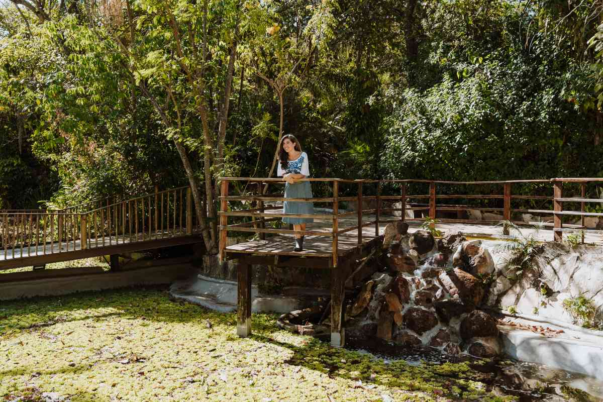 Sítio Geranium: de trilha ecológica e cascata a yoga e vários cursos