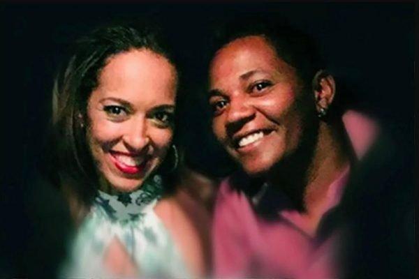 Tatiana Luz e Wanessa Pereira de Souza