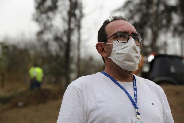Diretor do Aeroporto Pedro Morganti, Marcelo Kraide Soffner