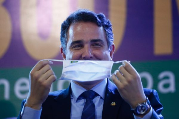 Rodrigo Pacheco presidente Senado