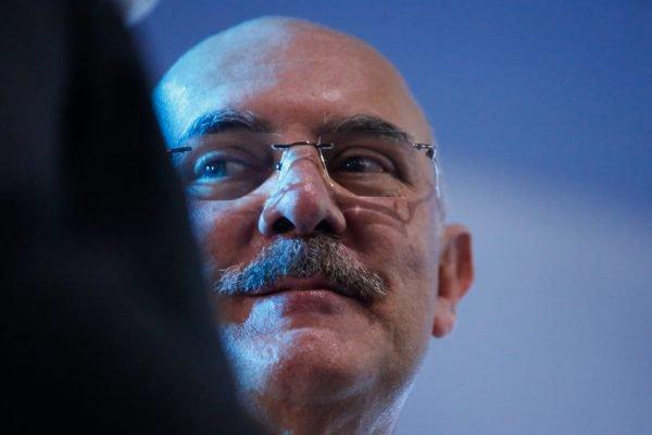 Ministro Educação Milton Ribeiro