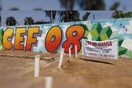 CEF 08 do Guará corre o risco de fechar