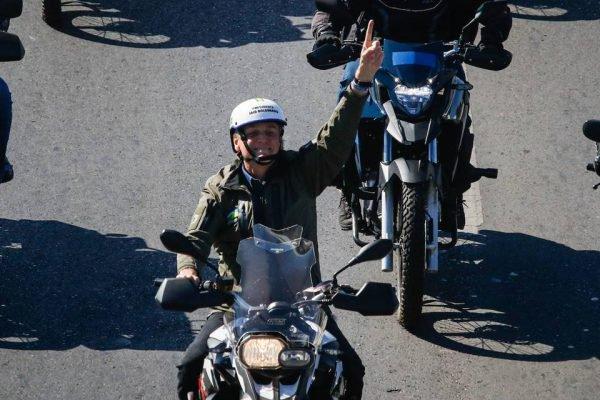 motociata de dia dos pais em Brasília