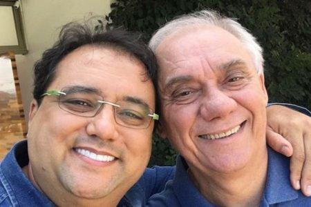 Geraldo Luís Marcelo Rezende Reprodução