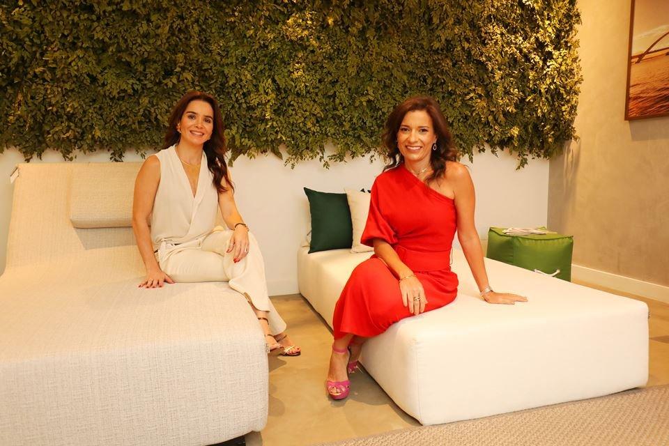Ana Carolina Naves e Michelly Bomfim
