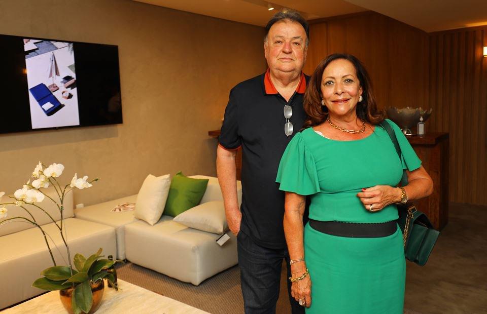 Odilon e Sandra Costa