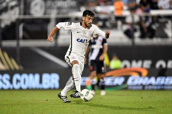 Guilherme Camacho no Corinthians