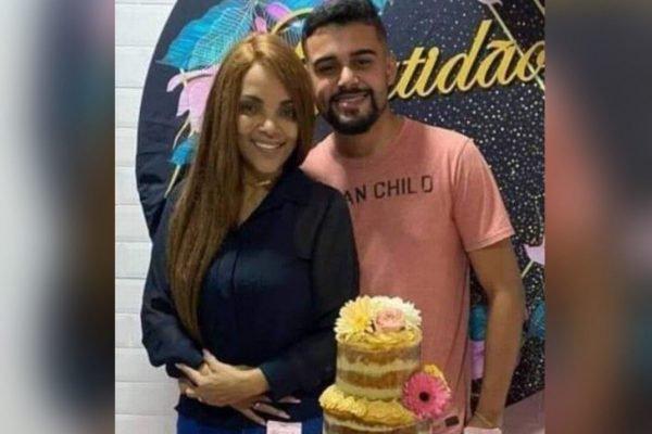 Novo companheiro de Flordelis, Allan Soares foi apresentado à família em fevereiro