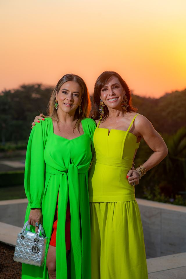 Silvana Chaves e Cleucy Oliveira