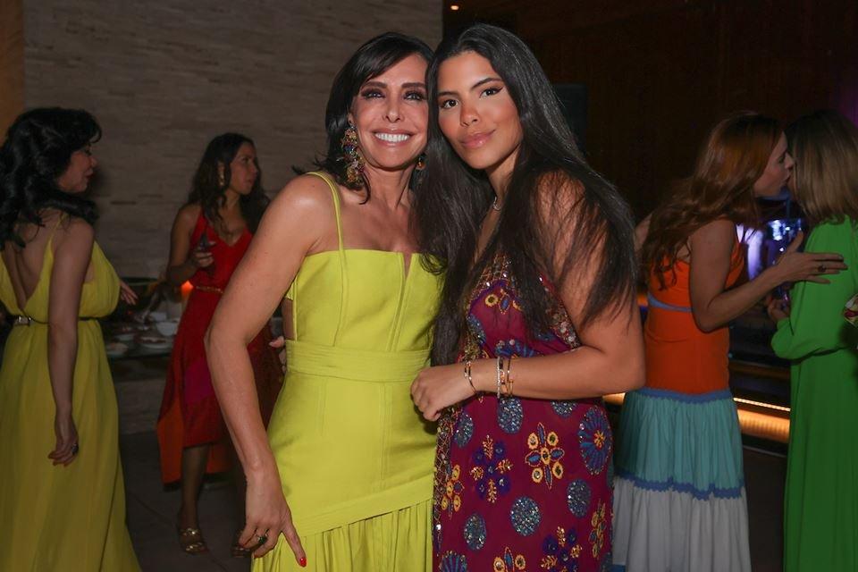 Cleucy Oliveira e Maria Victória Salomão